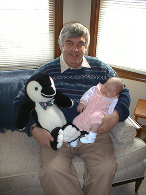 Roger and Zoe and the Penguin